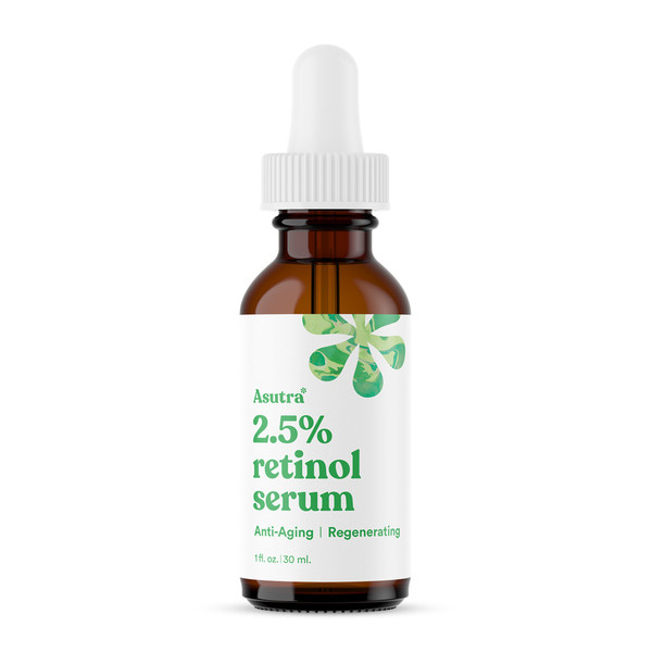 2.5% Retinol Serum