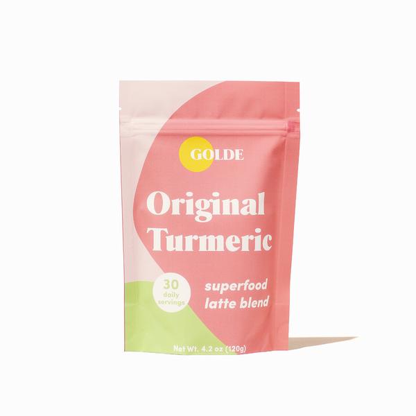 Turmeric Latte Blends