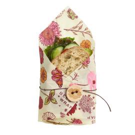 Plant-Based Sandwich Wrap
