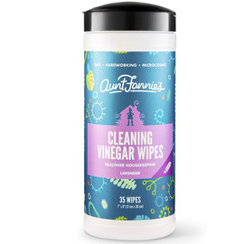 Cleaning Vinegar Wipes