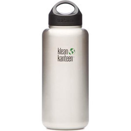 40 oz. Wide Mouth Stainless Steel Water Bottle