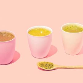 Turmeric Latte Sampler